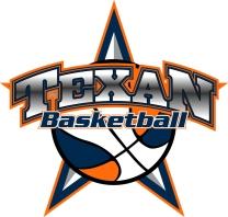 Texan Basketball Logo